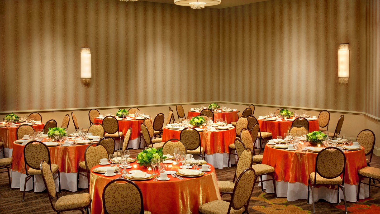 Wedding Venues in Albuqerque - Ballroom Space